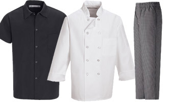 Chef Wear, Kitchen Uniforms & Apparel